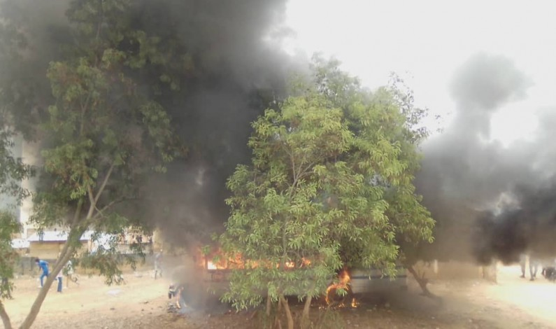 Boma : A l' UKV, la tension ne faiblit pas