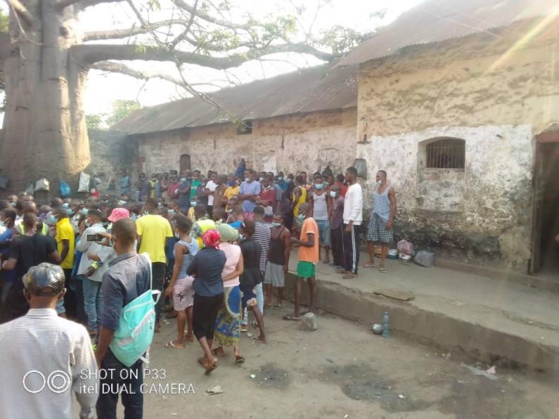Evasion à la prison de Boma: les agents de sécurité pointés du doigt