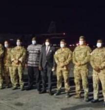 RDC: l'équipe des Forces d'opérations spéciales du Commandement des États-Unis pour l'Afrique achève sa mission d'évaluation
