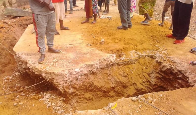 Des bandits armés éventrent les tombes des missionnaires suédois à Wombo, au Kongo central