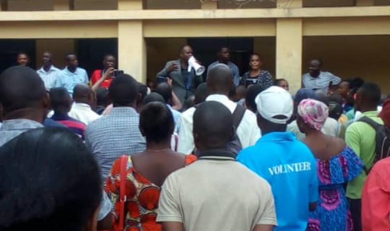 Pour l'intersyndicale des enseignants du Kongo central, pas de rentrée des classes ce 4 octobre