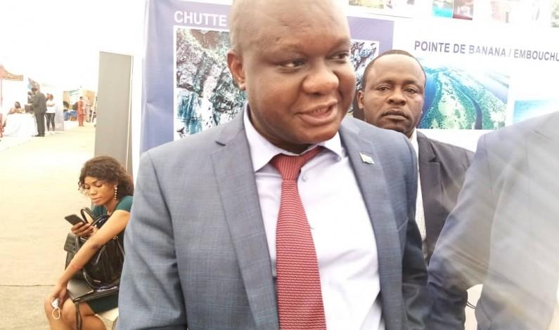 Crispin Mbadu, vice-ministre du Plan invite les personnes qui ont de l'argent au Kongo central à investir dans le tourisme