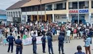 Matadi: tués, braqués, les cambistes excédés organisent une marche
