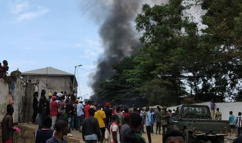 Matadi: un bus tamponne un élève de Ntetembwa