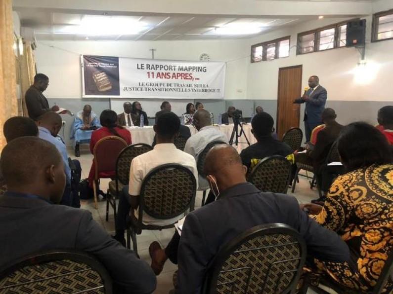 Les journalistes invités à vulgariser le rapport mapping